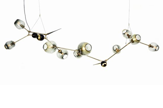 Lindsey Adelman Lighting Branching Burst Chandelier, Price Available Upon Request