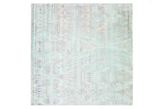 ABC Carpet & Home Silk Color Reform Aquasilk rug