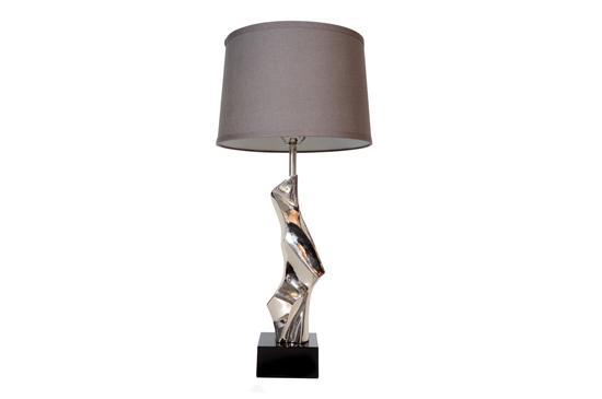 1stdibs Laurel Mid Century Modernist Sculptural Lamp