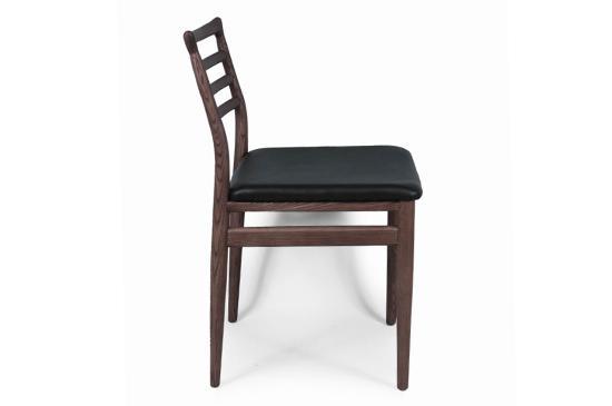 Control Brand Mid-Century Side Chair in Wood Eiffel Base