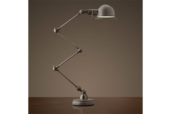 Restoration Hardware Atelier Scissor Task Lamp