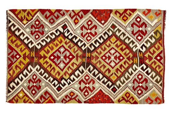 ABC Carpet & Home Anatolian Kilim Rug