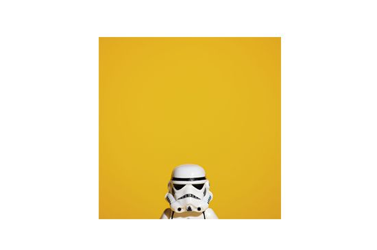 Society6 Yellow by Mike Stimpson