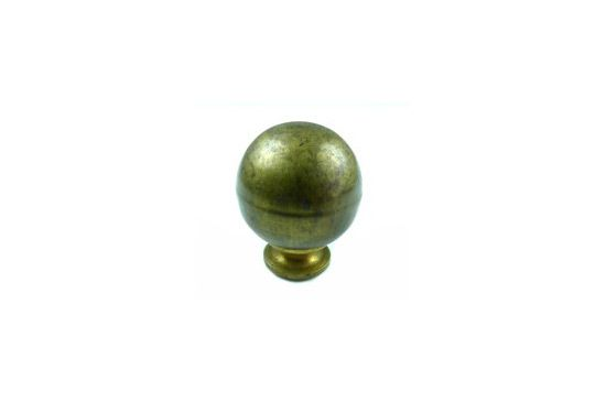 Liz's Antique Hardware Vintage Brass Cabinet Knob