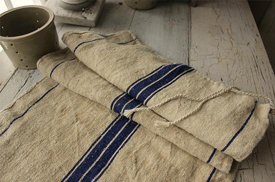 eBay Vintage Grain Sack Feedbag