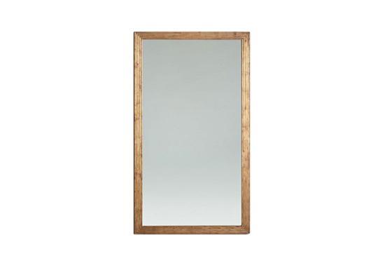 Jade Nola Louis XVI Gilded Mirror
