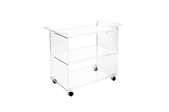 Plexi-Craft Bar Cart