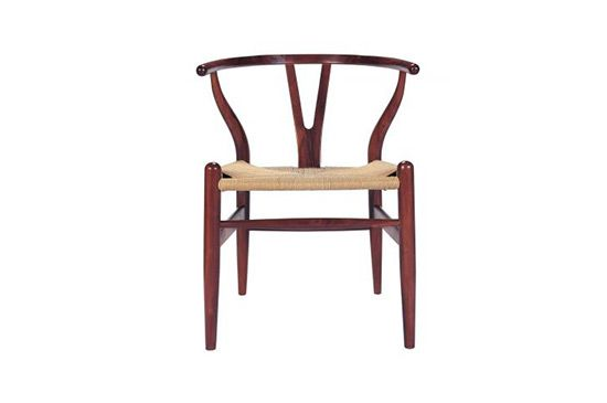 EB Peters Alban Wishbone Dining Chair