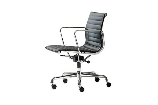 Design Within Reach Aluminium Chair by Eames