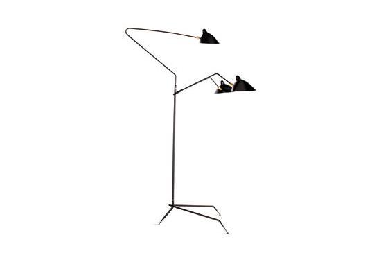 Design Within Reach Serge Mouille 3-Arm Floor Lamp