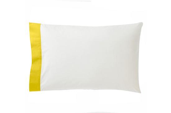 Dwell Studio Modern Citrine Pillowcase, From $80