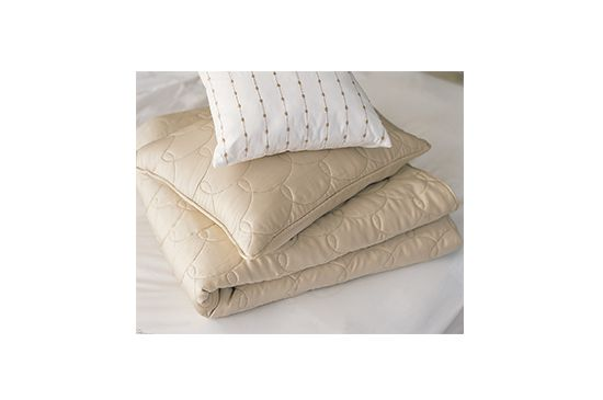 dream silk coverlet barbara barry from 400 - Barbara Barry Bedding