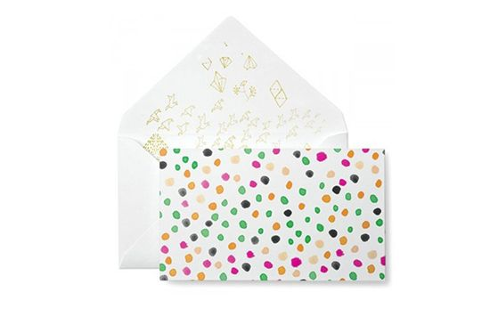 Furbish Studio Confetti Notecard Set