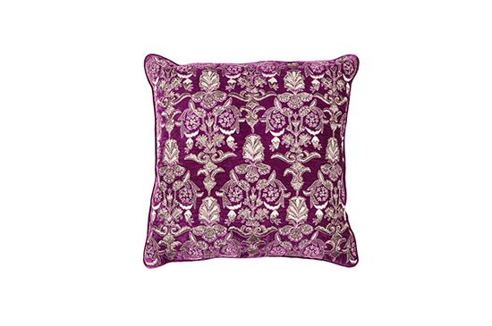 ABC Carpet & Home  Angel Velvet Pillow