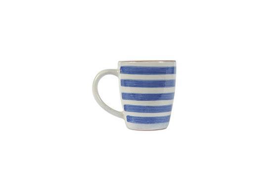 Canvas Spongeware Mug