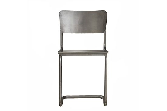 Restoration Hardware Metal Schoolhouse Chair