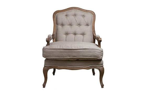 ABC Home French Quarter Bastille Arm Chair