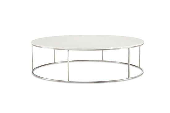Room and Board Tyne Round Cocktail Table