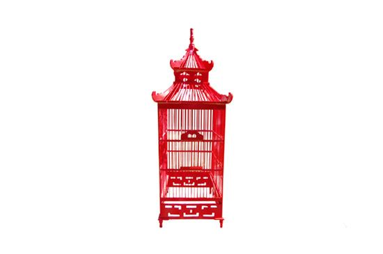 Coco Cosy  Chinoiserie Decorative Birdcage