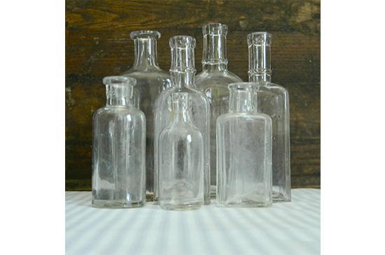 Etsy Vintage Bottles
