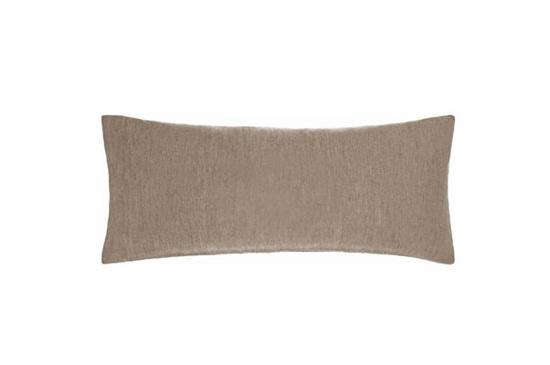 Layla Grayce Chambray Linen Pillow