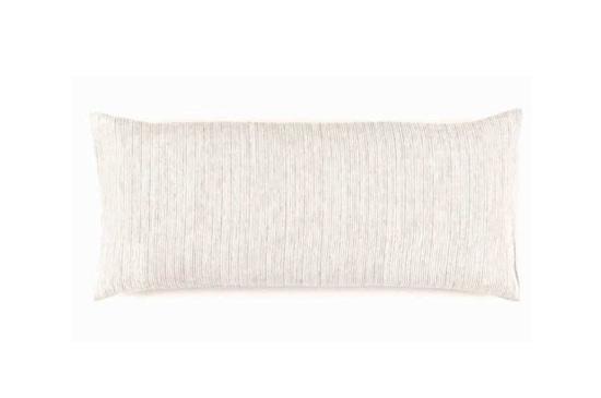 Pine Cone Hill Pinstripe Linen Pillow