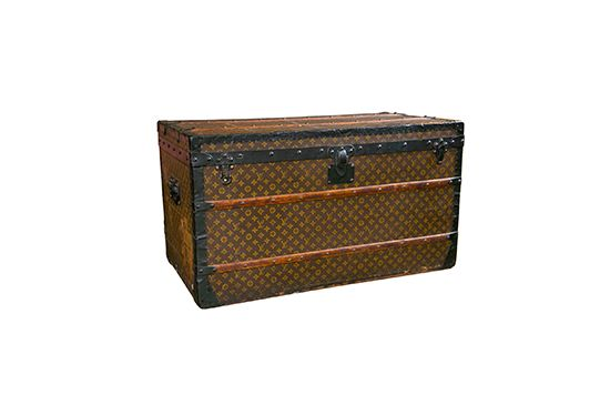 1stdibs Vintage Louis Vuitton Trunk, From $4000