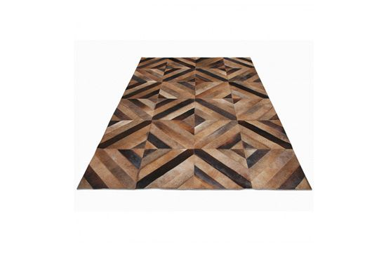 Horne Rombos Cowhide Rug, From $1080