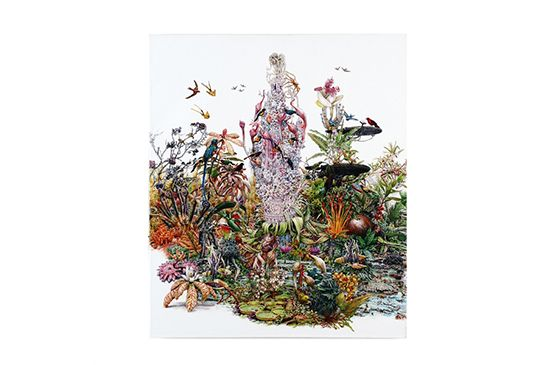 Exhibition A Oma Bird by Ben Blatt