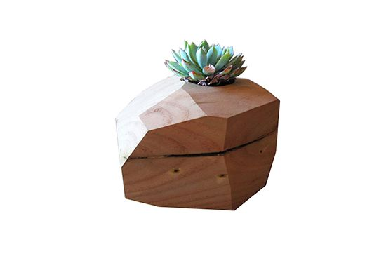One Forty Three Wood Planter
