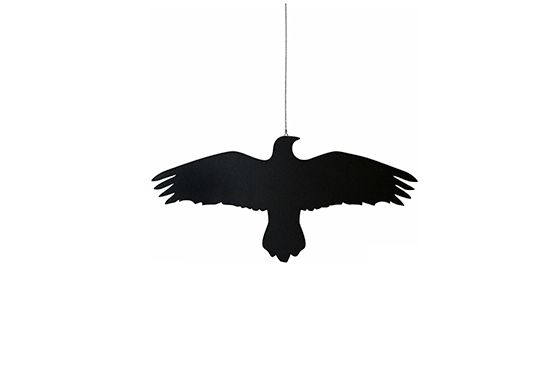Huset Krummi Bird Hanger by Ingibjorg Hanna
