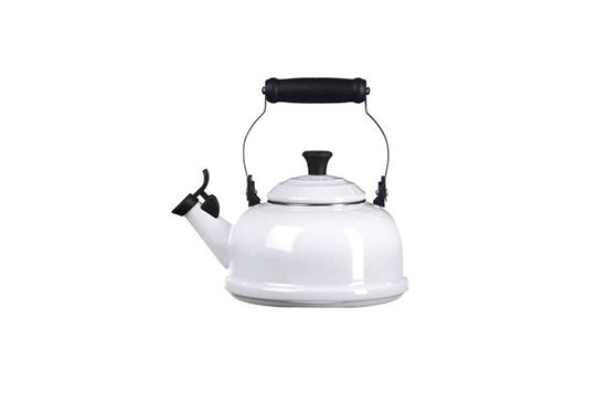 Macy's Enamel Tea Kettle
