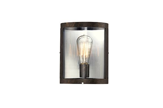 Bistro Globe Bath Sconce 4 Light: Mara & Alex: Magical Thinking