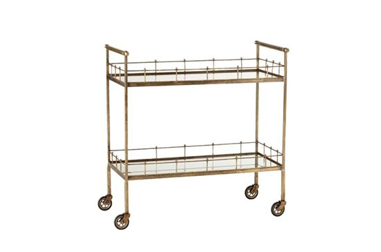 Clayton Gray Home Lisbon Bar Cart
