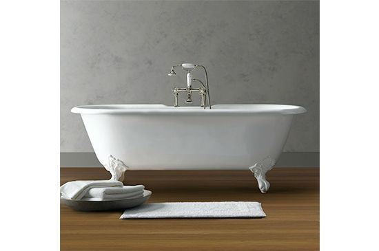 Restoration Hardware Claw Foot Tub