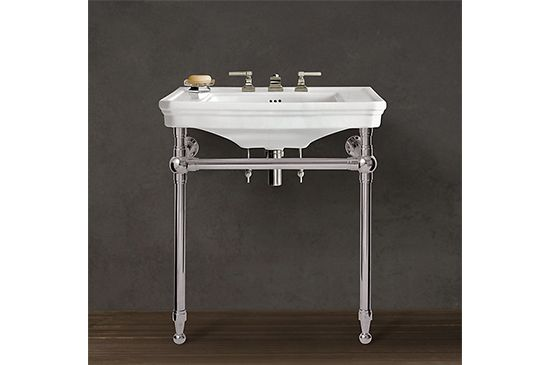 Restoration Hardware Park Console Sink, From $655