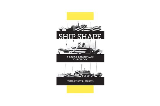Amazon Ship Shape, a Dazzle Camouflage Sourcebook