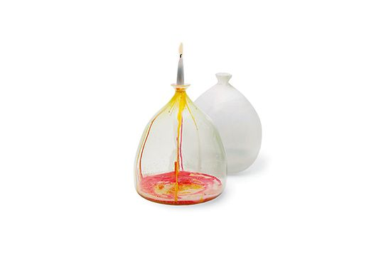 Design Within Reach Candle Wax Vase