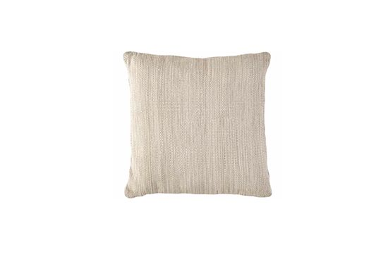 Pine Cone Hill Mingled Platinum Pillow