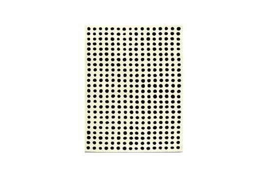 Art & Home Polka Dot Rug