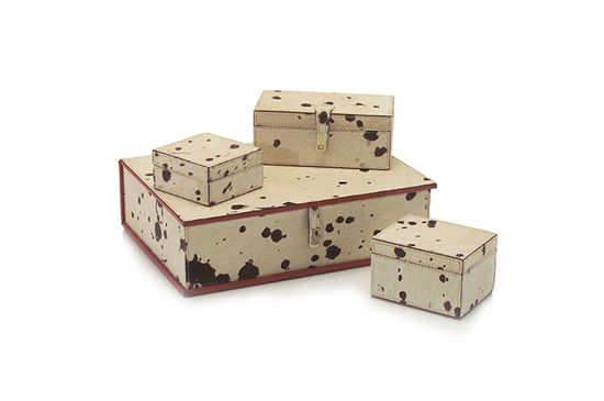 The Classy Cottage John Richard Decorative Boxes