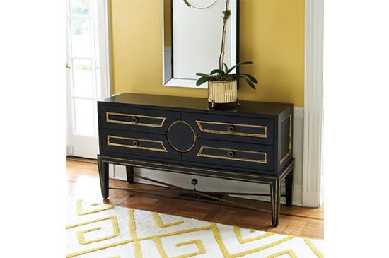 Clayton Gray Home  Console