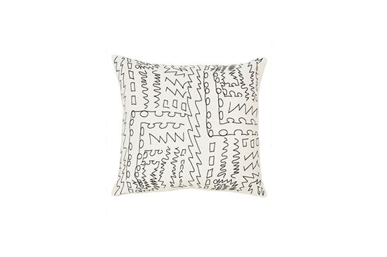 Kelly Wearstler Scribble Pillow