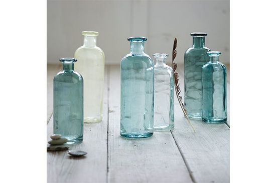 West Elm Recycled Glass Vases, From $19
