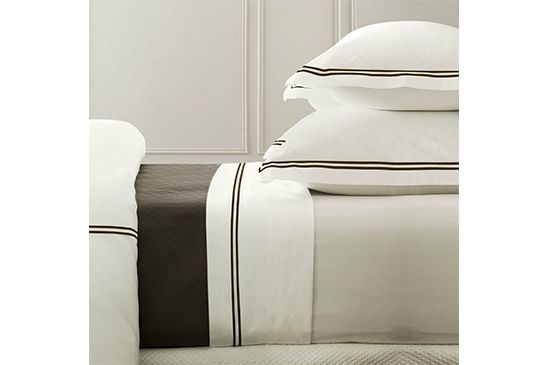 Restoration Hardware Italian Hotel Satin Bed Linens, From $49