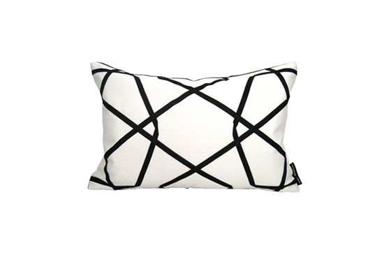 Pure Home Geometric Pillow