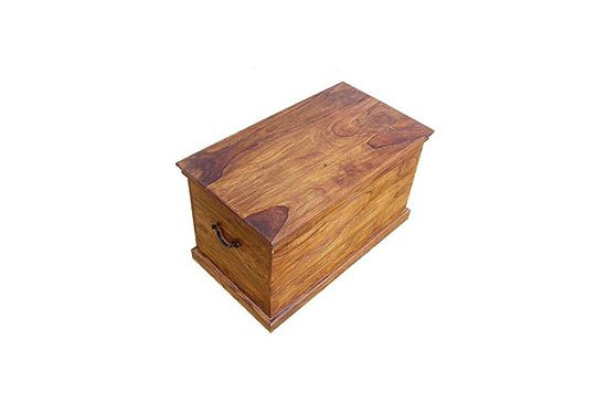 Sierra Living Concepts Rustic Wood Trunk