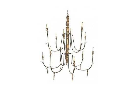 Perch Chateau Chandelier