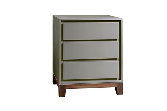 Zinc Door Bergamo Side Table