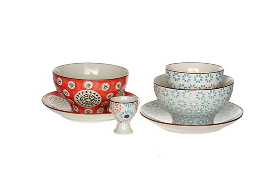 Inventori Bohemian Style Dishware, From $8